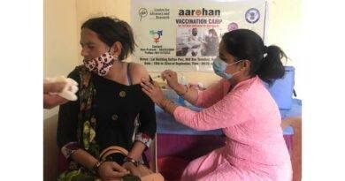 उच्च जोखिम वाले ट्रांसजेंडरों और यौनकर्मियों को टीका लगाने के लिए विशेष अभियान
